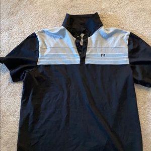 Travis Mathew golf polo size XL